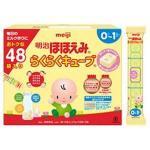 明治meiji奶粉1段(0-12个月...