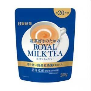 日东红茶 奶茶粉 280g  <可走...