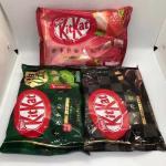 kitkat 巧克力威化夹心小饼干(...