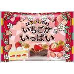 零食:松尾巧克力夹心糯米糍 限定草莓...