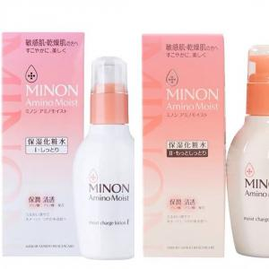 日本蜜浓minon敏感干燥肌补水保湿...