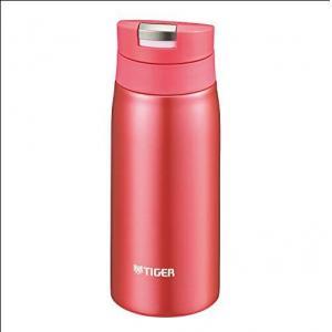 TIGER/虎牌 0.35L粉色保温...