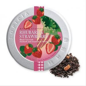 lupicia 限定 大黄草莓红茶盒...