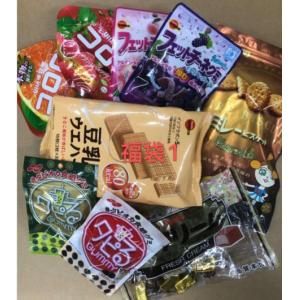 零食 福袋1(可发/低价值/零食线)