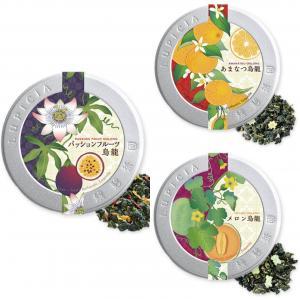 lupicia绿碧7月新品 多种果味...