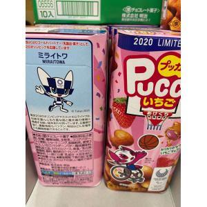 Meiji明治Pucca 草莓注心章...
