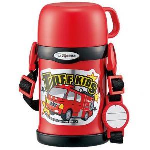 象印 红色汽车儿童保温杯 保冷专用 ...