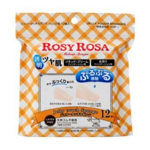 ROSY ROSA密封化妆棉 三角粉...